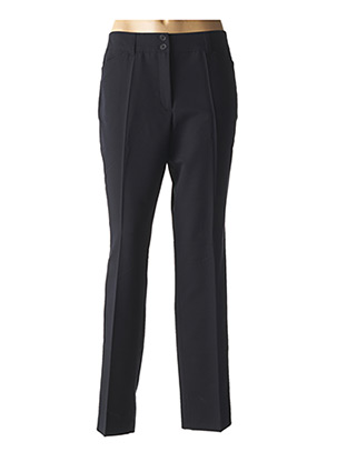 Pantalon chic bleu BARBARA LEBEK pour femme