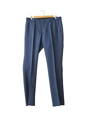 Pantalon casual bleu PIERRE D'ARLANC pour homme