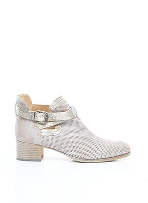 Bottines/Boots rose MURATTI pour femme