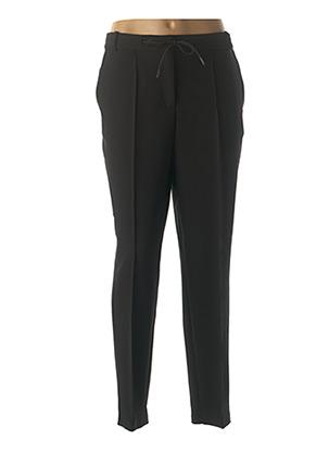 Pantalon 7/8 noir ESPRIT pour femme