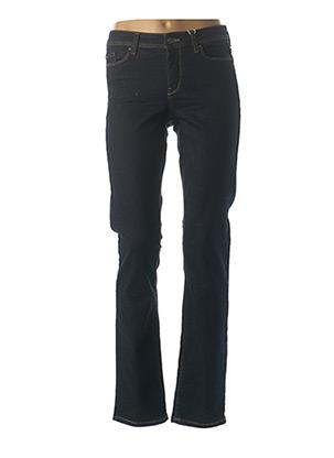 Jeans coupe droite bleu ESPRIT pour femme