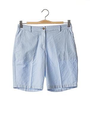 Short bleu ESPRIT pour femme