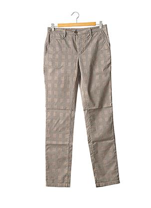 Pantalon casual marron TELERIA ZED pour homme
