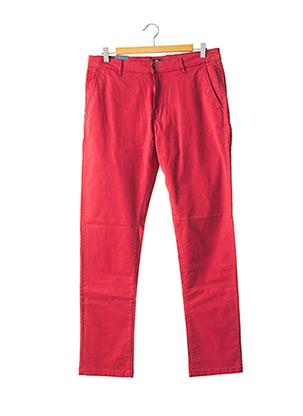 Pantalon casual rouge NEW ZEALAND AUCKLAND pour homme