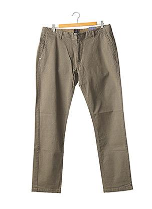 Pantalon casual vert NEW ZEALAND AUCKLAND pour homme