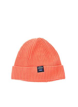 Bonnet orange NEW ZEALAND AUCKLAND pour homme