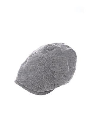 Chapeau gris STETSON pour homme