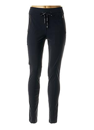 Pantalon casual bleu MARC CAIN pour femme