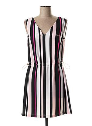 Robe courte rose LIU JO pour femme