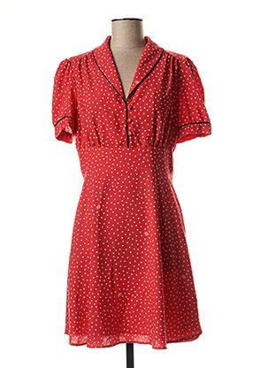 Robe courte rouge LIU JO pour femme