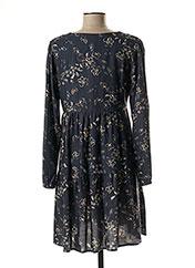 Robe courte bleu BANANA MOON pour femme seconde vue