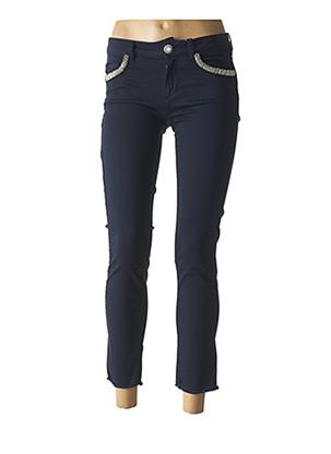 Pantalon casual bleu LIU JO pour femme