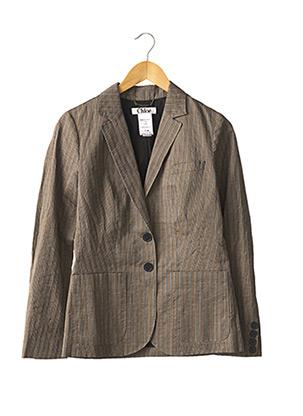 Veste chic / Blazer marron CHLOE pour femme