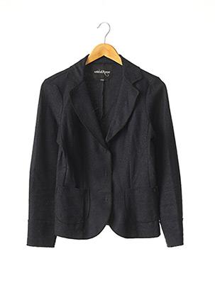 Veste casual bleu OTTOD'AME pour femme