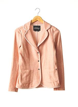 Veste casual rose OTTOD'AME pour femme
