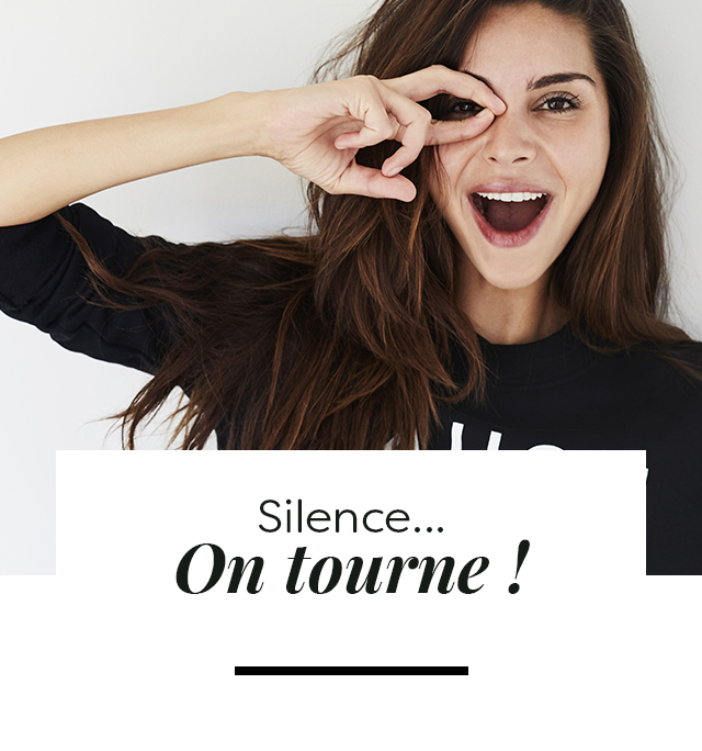 Silence... On tourne !